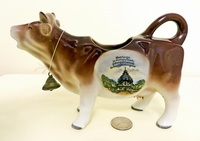Mantaigu souvenir cow creamer