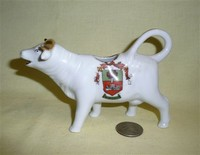 Windsor souvenir cow creamer