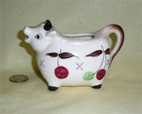 Japanese cow creamer like those in above set