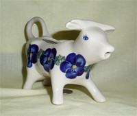 Polish cow creamer from 'Andy'