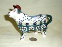 Polish cow creamer by WIZA