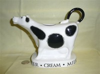Lulu cow creamer by Fairmont & Main, UK