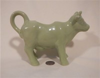 Light green Food Network cow creamer