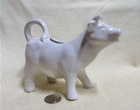 White cow creamer from UK