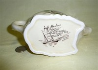 Safe Harbour cow creamer, base