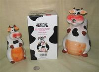 Country Kitchenwares Supplies UK 'crazy cow' pitcher and creamer