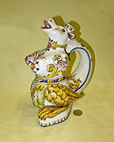 Fantastic cow? pitcher by Fabrica Sant'Anna of Portugal