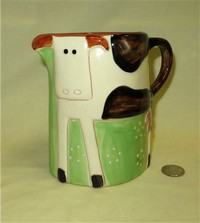 St Michael cow pitcher from Marks & Spencer UK