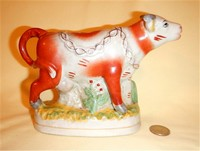 Modern made in China cow spill vase